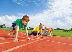 Tuesday 20th August: Mini Olympics